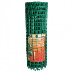 Сетка садовая пластиковая квадратная Гидроагрегат 83x83мм, 1x20м, зеленая