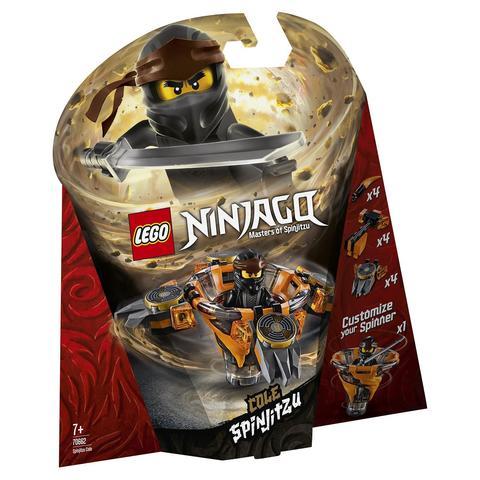 LEGO Ninjago: Коул: мастер Кружитцу 70662 — Spinjitzu Cole — Лего Ниндзяго