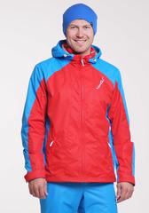 Ветрозащитная мембранная куртка Nordski National Red мужская