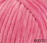Пряжа Himalaya Dolphin Baby арт. 80332 розовый коралл