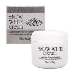 Secret Key Snow White Cream - Крем для лица с активным отбеливающим действием
