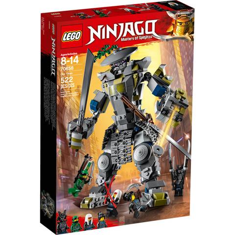 LEGO Ninjago: Титан Они 70658 — Oni Titan — Лего Ниндзяго