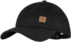 Бейсболка Buff Baseball Cap Solid Black