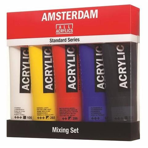 Набор акриловых красок Amsterdam Standard
