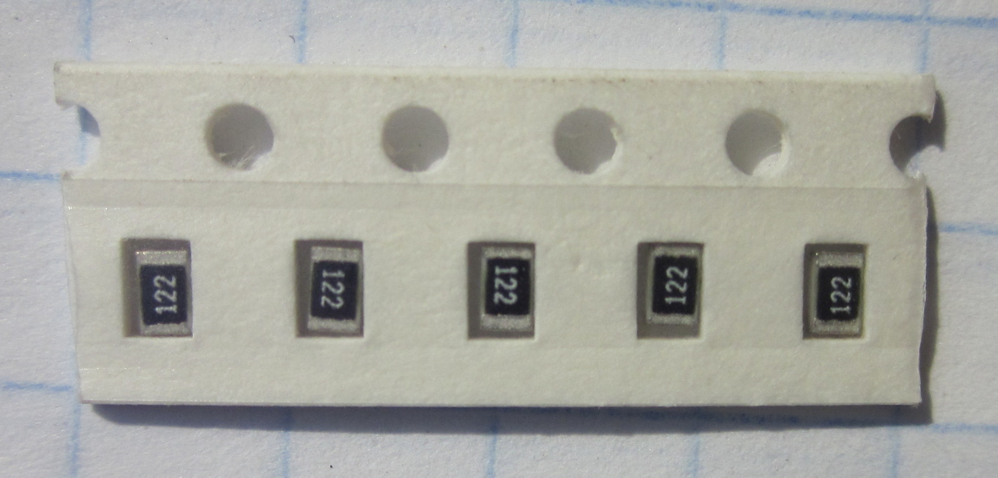 1,2 кОм чип 0805