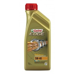 Castrol EDGE 5W-40 TITANIUM FST™ 1л цена
