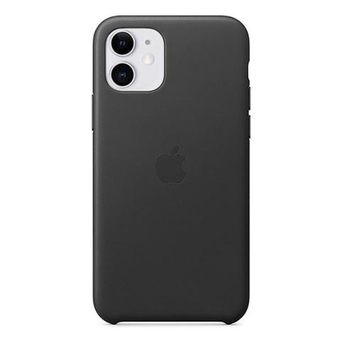 Чехол для iPhone 11 - Кожаный (Leather Case)