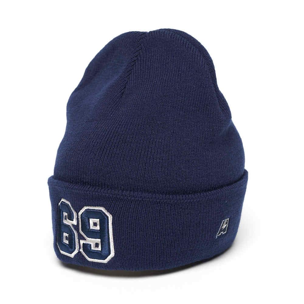 Шапка №69 синяя