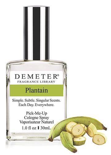 Духи «Зелёный банан» от Demeter