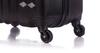 Чемодан со съемными колесами L'case Phuket-20 Черный ручная кладь (S)