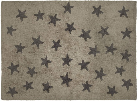 Ковер Lorena Canals Stars Dark Grey (120 х 160)