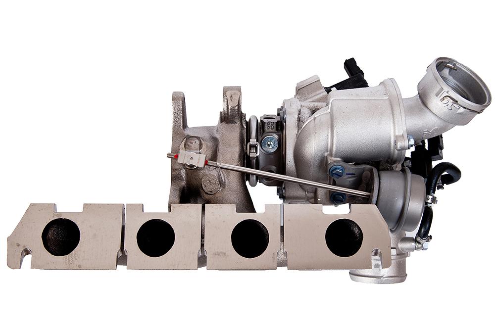 Турбина K03 Фольксваген 1,8 TFSI 160 л.с.