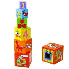 ToysLab Деревянные кубики (71015)