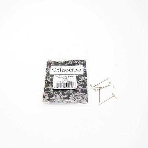 Ключ для разъемных спиц, 4шт, ChiaoGoo