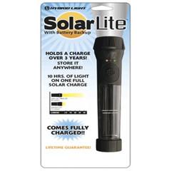 Фонарь светодиодный карманный Solar Life