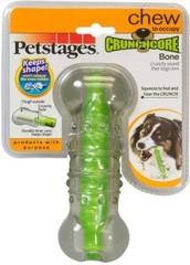 """Игрушка для собак Petstages """"Хрустящая косточка"""" резиновая 15 см большая"""