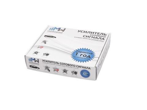 MediaWave MWS-G-KC GSM репитер в автомобиль  (Комплект)