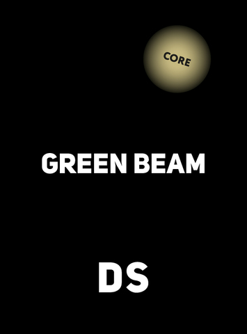 Аксессуар DS CORE GREEN BEAM 250
