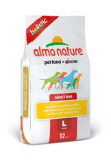 Сухой корм Almo Nature Holistic - Large&Chicken