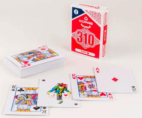 Copag 310 (gaff deck 1)