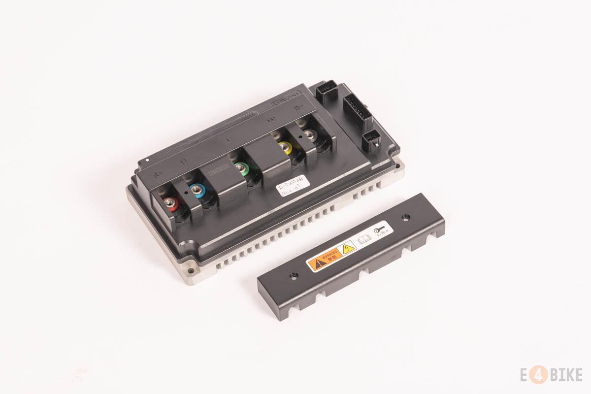 Внешний мотор QS 3000W 138 70h