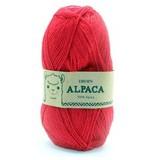 Пряжа Drops Alpaca 3620 красный