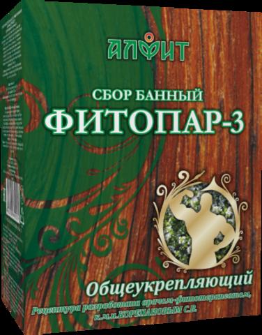 АЛФИТ сбор банный ФИТОПАР-3 Общеукрепляющий