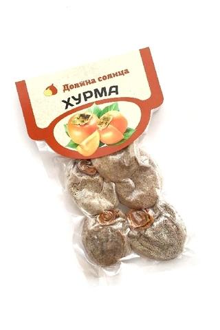 Хурма сушёная  (целая) 200 грамм