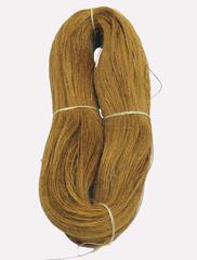 Джут натуральный - рыжый, 400 грамм