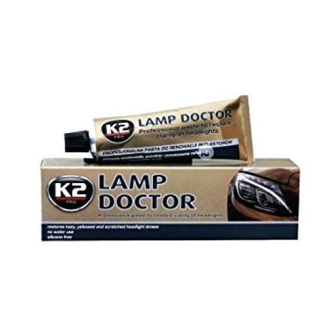 Паста для полировки фар K2 Lamp Doctor