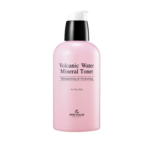 THE SKIN HOUSE VOLCANIC WATER MINERAL TONER 130ml