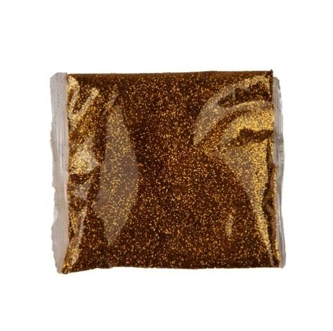 Блёстки в пакетике 80 г, цвет: золотой