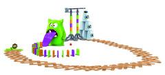Набор STEM Chainex: Инопланетная реакция (31301: Amazing Toys)