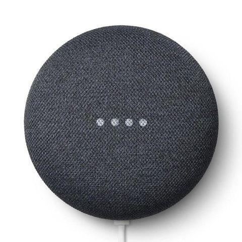 Умная колонка Google Nest Mini Charcoal (2nd gen)