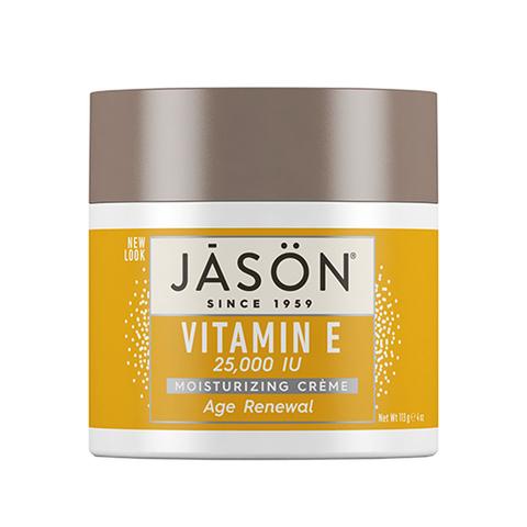 Обновляющий крем с витамином Е, концентрация 25000МЕ, Jason