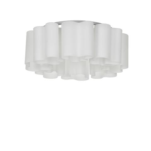 Потолочный светильник копия Logico by Artemide (8 плафонов)