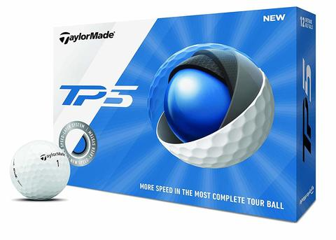 TaylorMade TP5 Golf Balls 2019