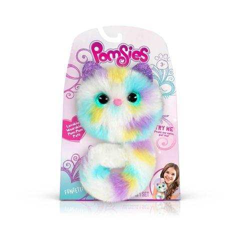 Pomsies Funfetti, конфетти котенок Помси оригинал