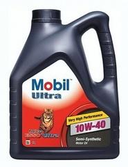 Mobil Ultra 10W-40 4л