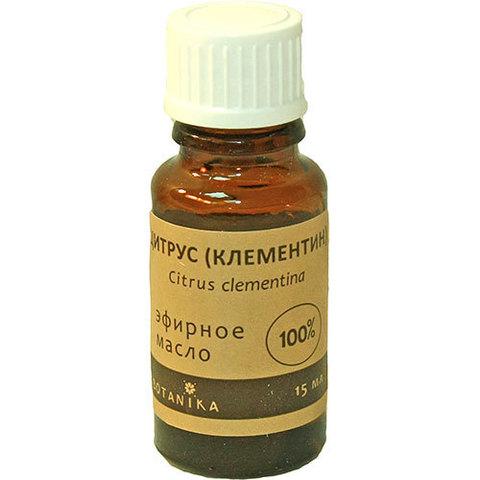 Цитрус (клементин) - эфирное масло