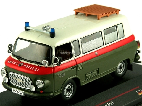 Barkas B1000 Volkspolizei 1968 IST048 IST Models 1:43