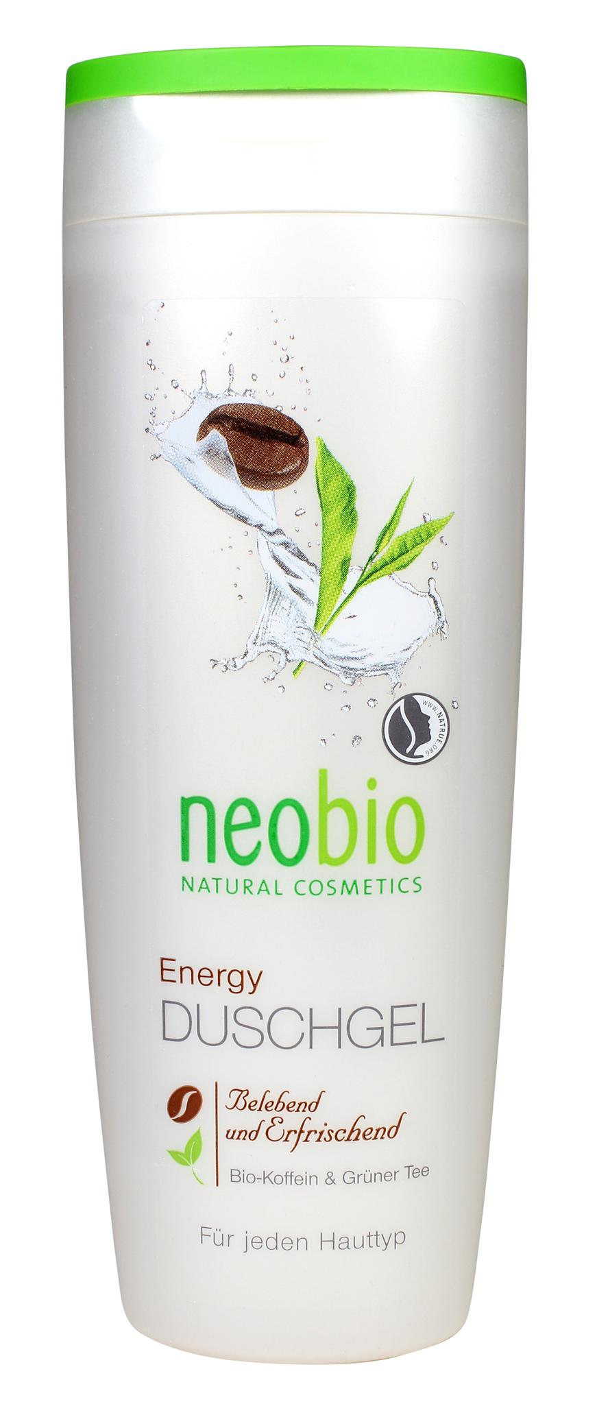 NEOBIO гель для душа Энергия