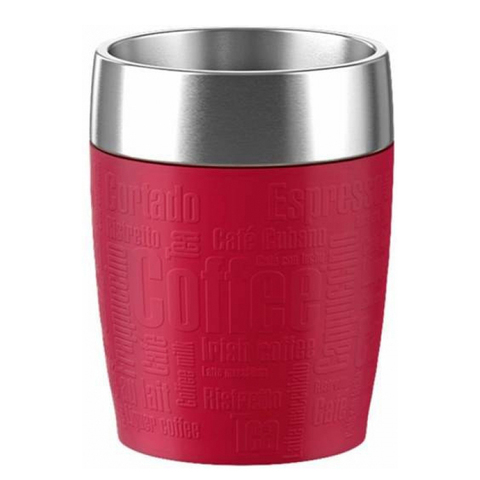 Термокружка Emsa Travel Cup (0,2 литра), красная