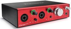 FOCUSRITE Clarett 2Pre USB Аудиоинтерфейс