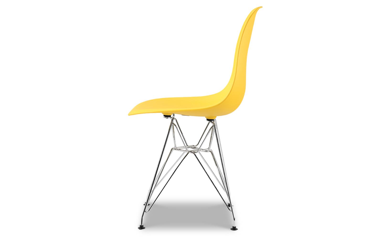 Стул ESF PM073 (Y304M) yellow (желтый)