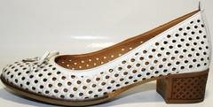 Летние туфли женские Rifellini Rovigo