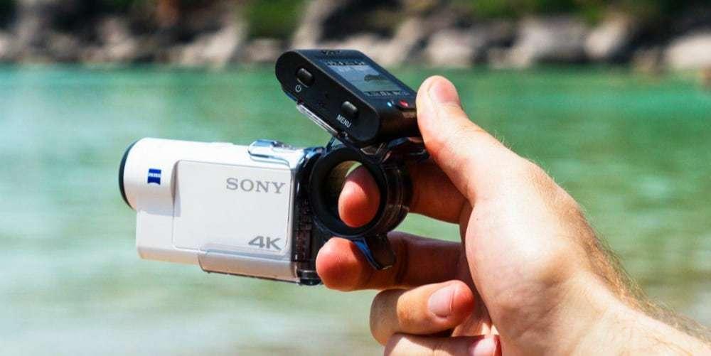 Упор для пальцев Sony (AKA-FGP1) съемка