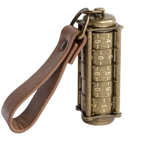 Cryptex, Antique Gold USB-Stick