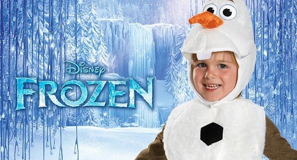 Холодное сердце костюм снеговик Олаф