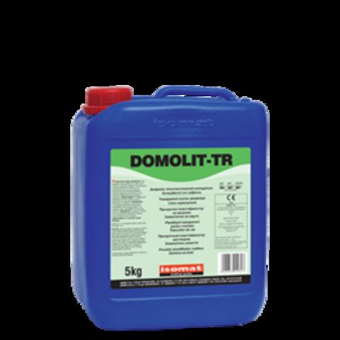 Isomat Domolit TR/Изомат Домолит ТР прозрачный пластификатор растворов,заменитель извести